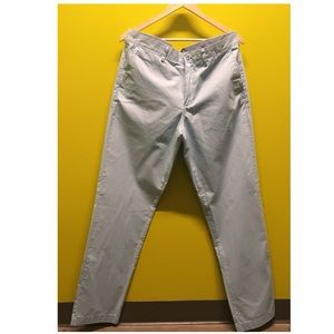 J Crew lightweight blue summer pants 34x34